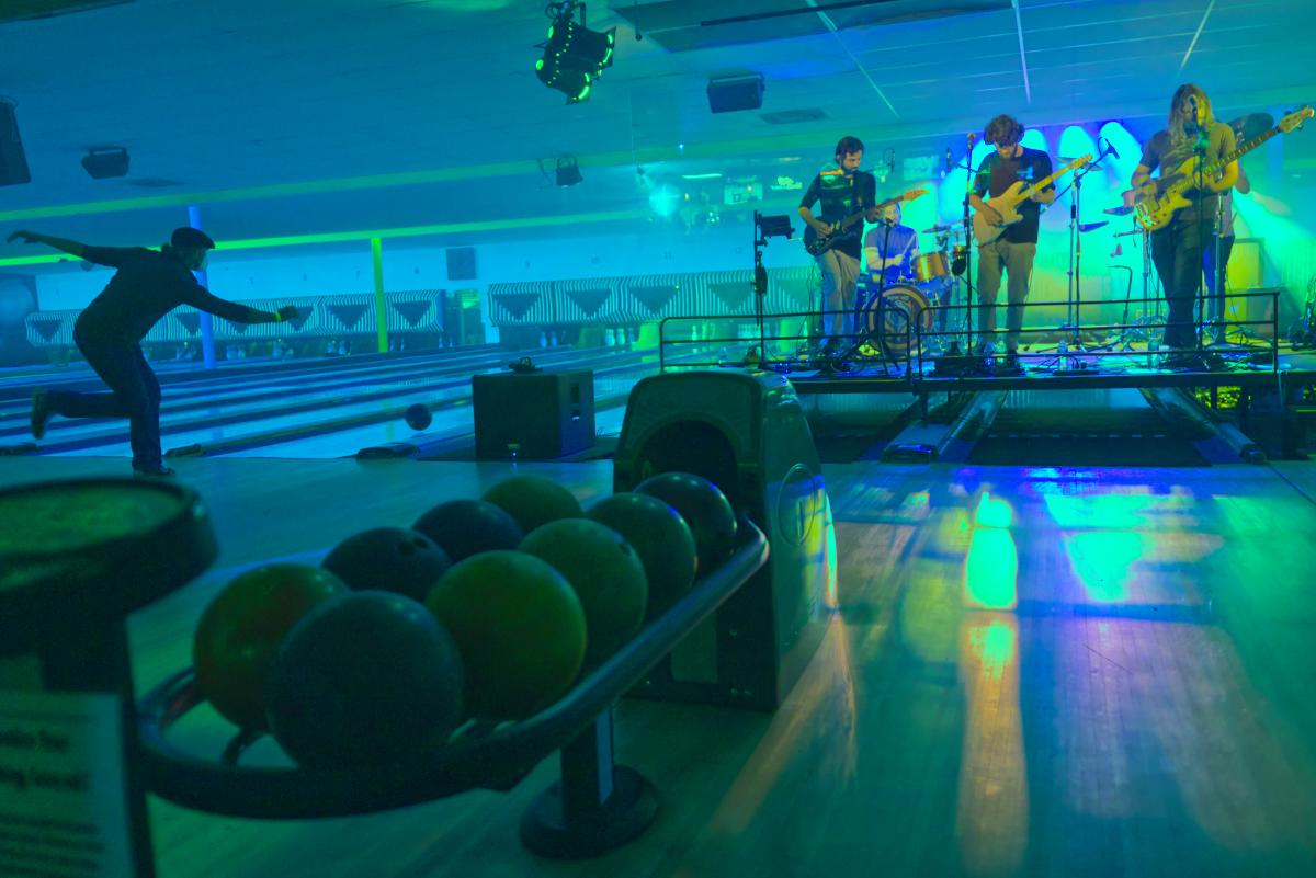 Live on the Lanes and Bowling at Chipper's Lanes
