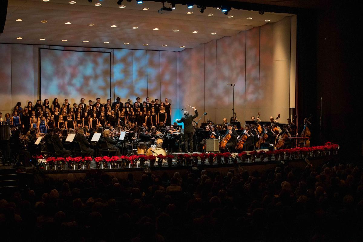 Acadiana Symphony Orchestra - Christmas