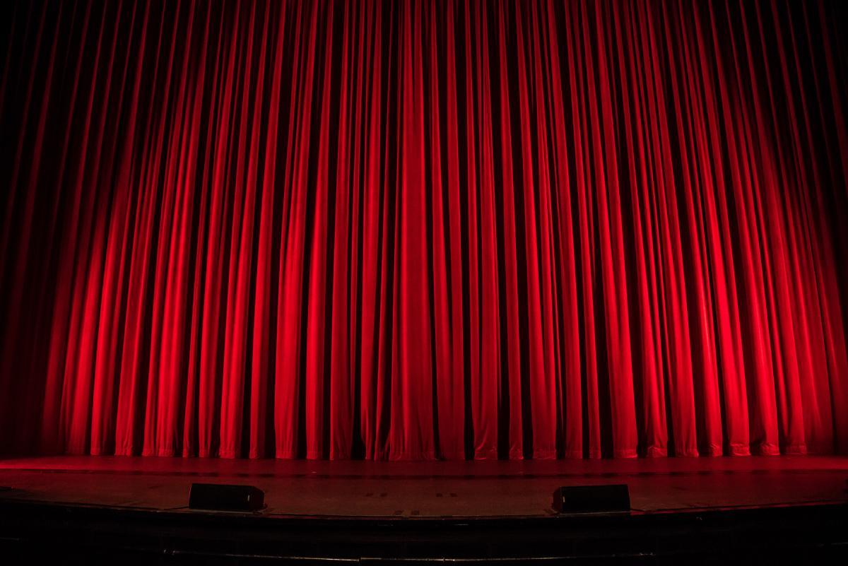 Performing Arts Curtain
