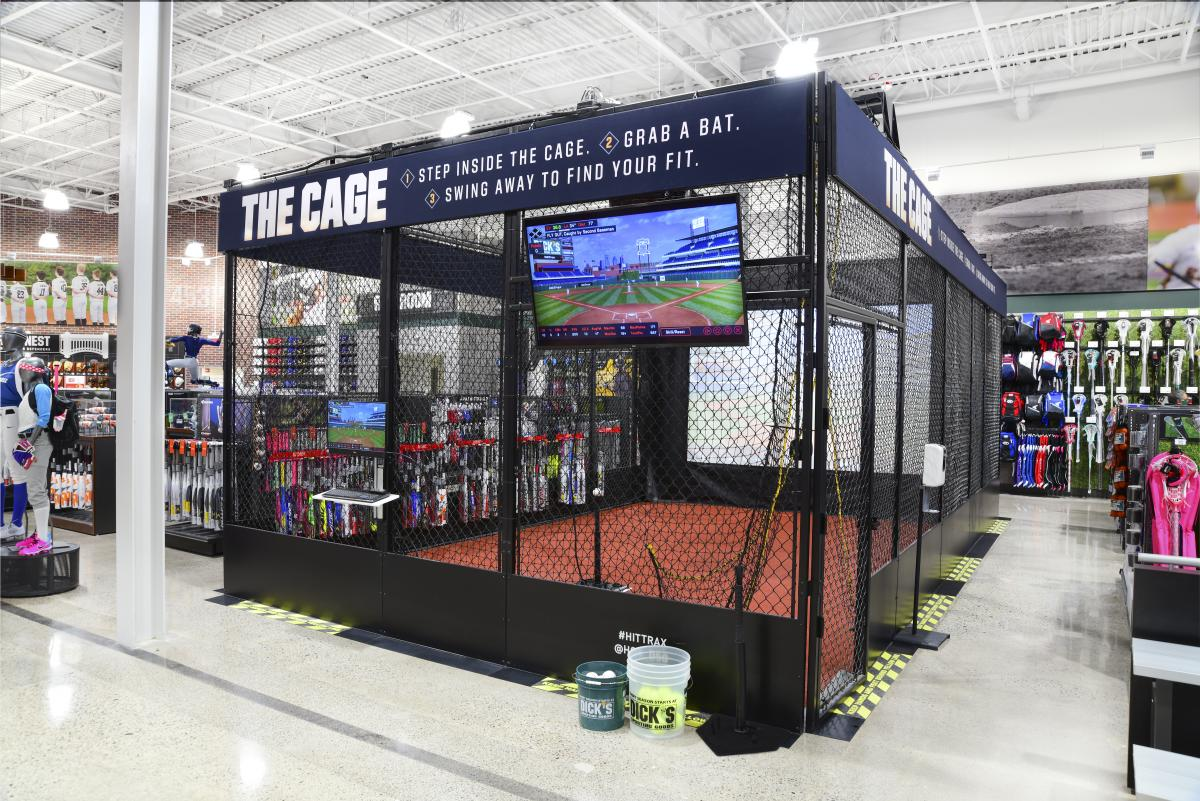 DICK'S House of Sport - The Cage