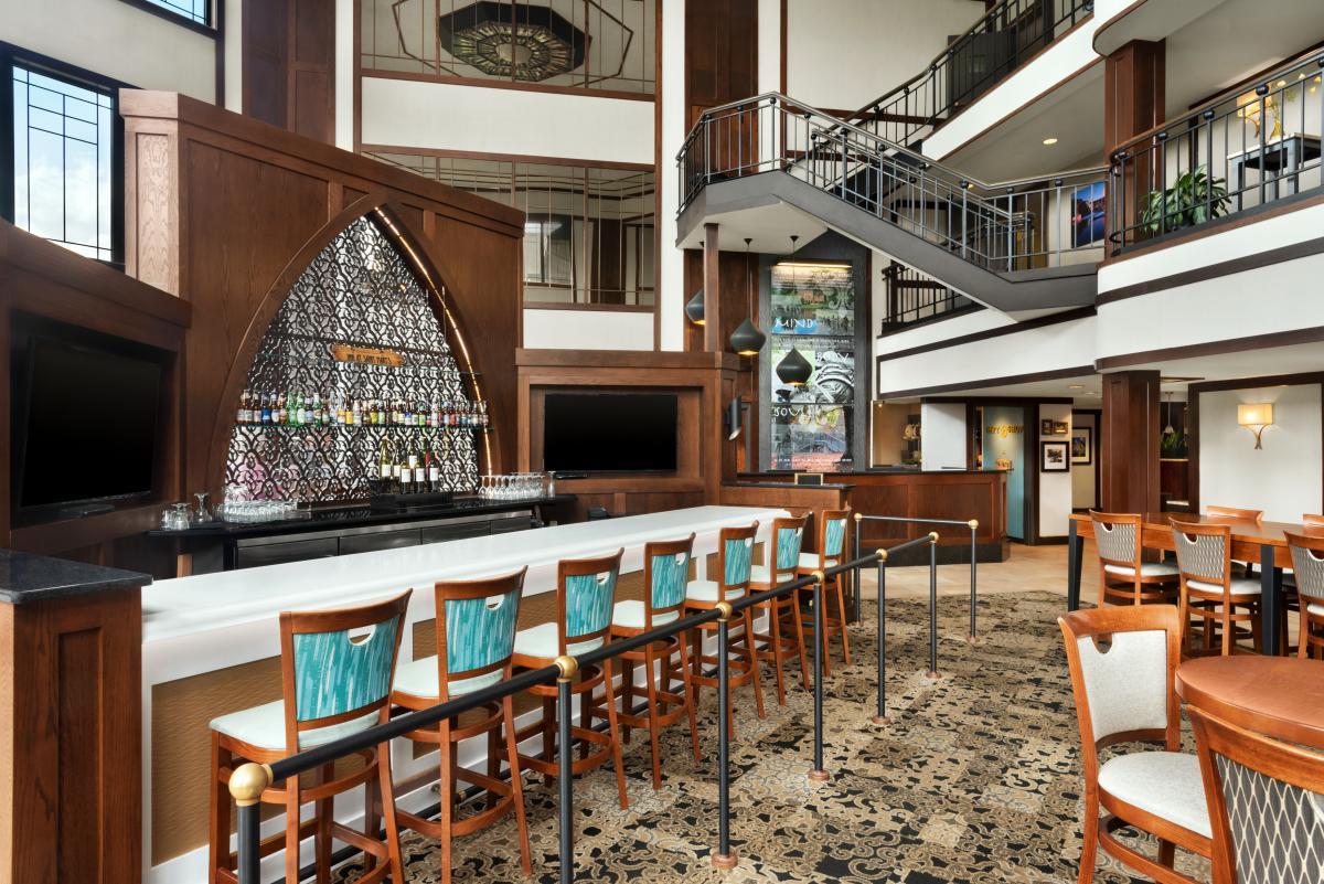 Inn at Saint Mary's Atrium Lounge Bar