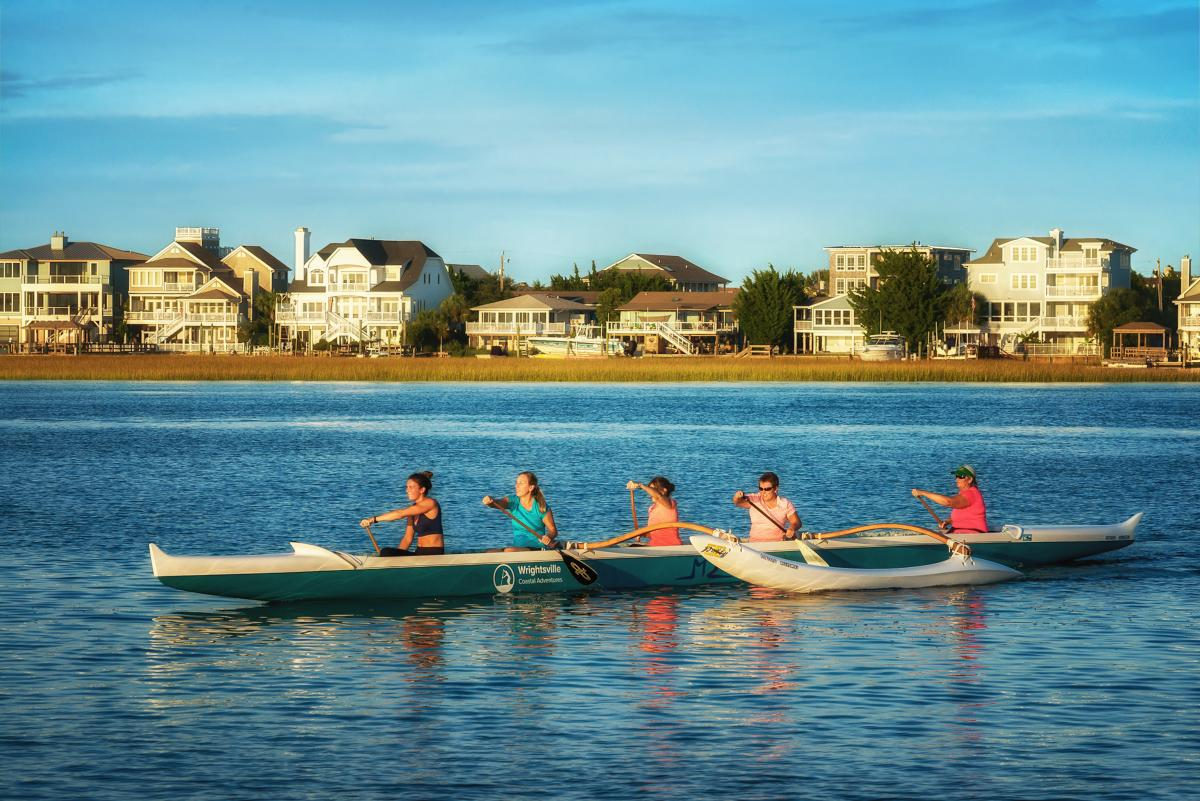 Group rowing