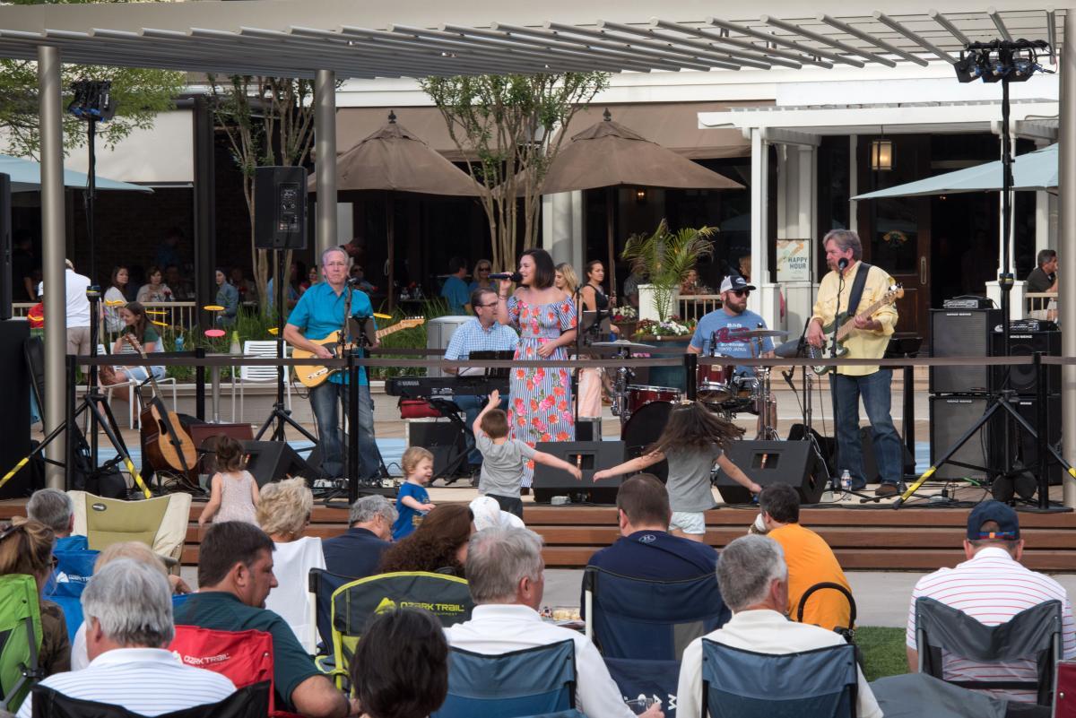 Concert Series at Market Street