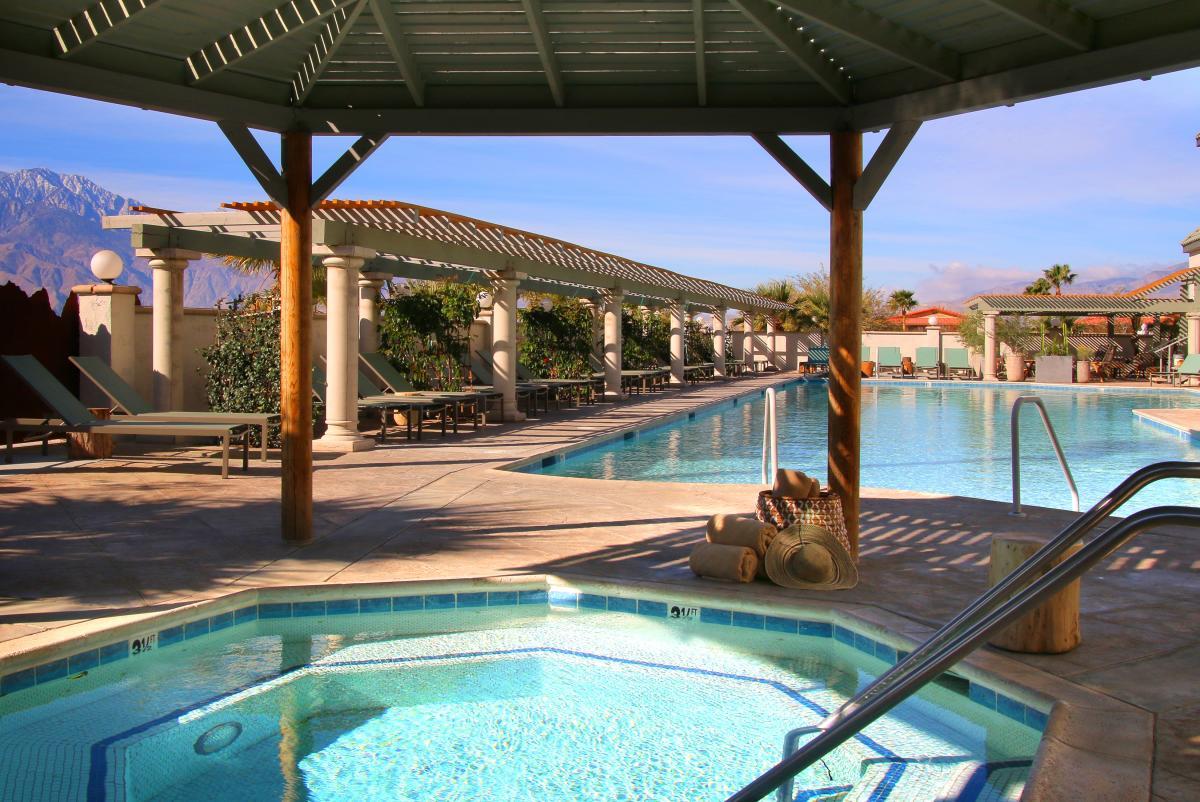 Azure Palm Hot Springs Resort