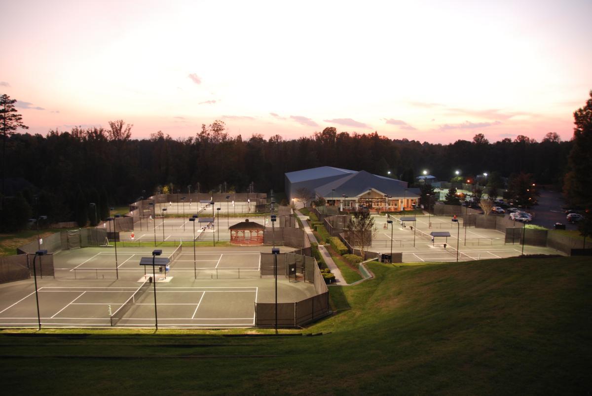 River Run Country Club Tennis Center