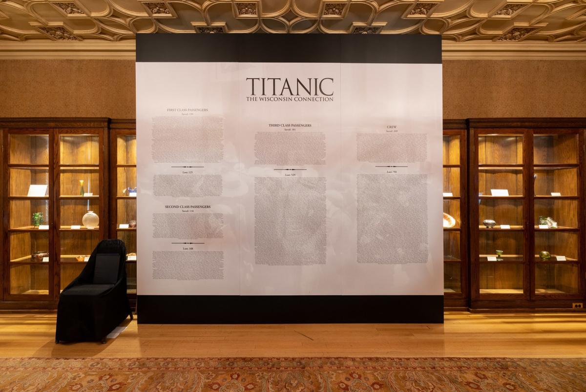 Titanic Oshkosh Public Museum