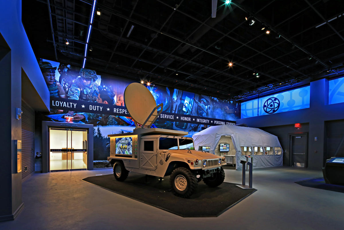 Experiential Learning Center - National Museum of the U.S. Army