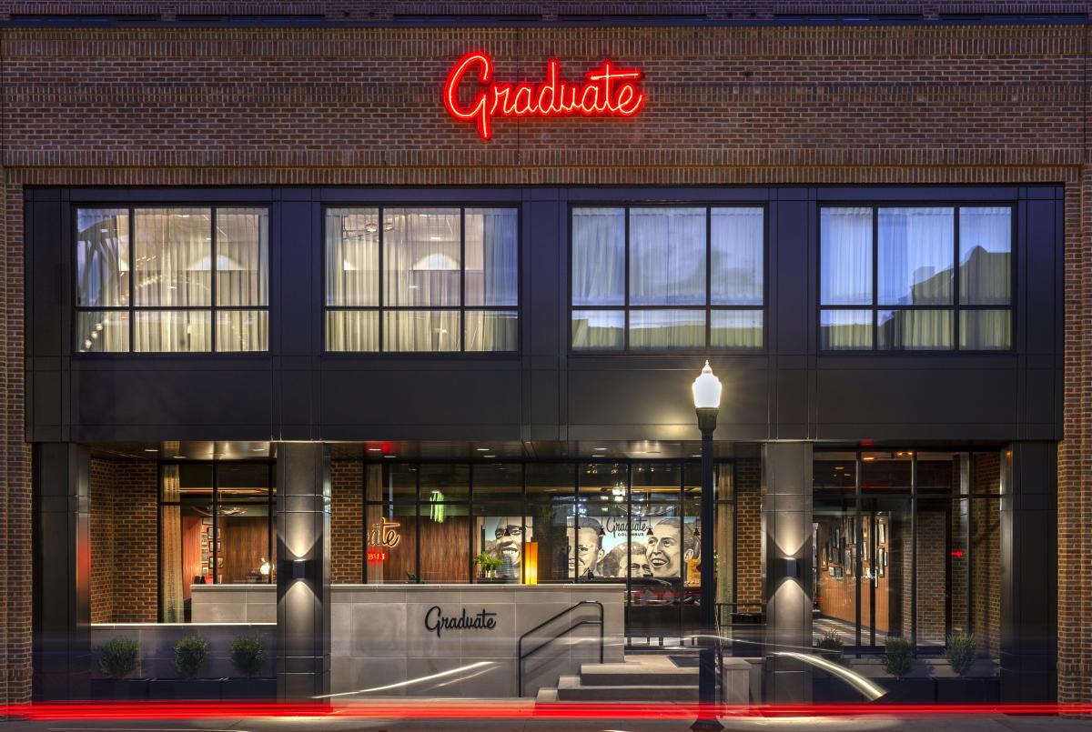 Graduate Hotel exterior