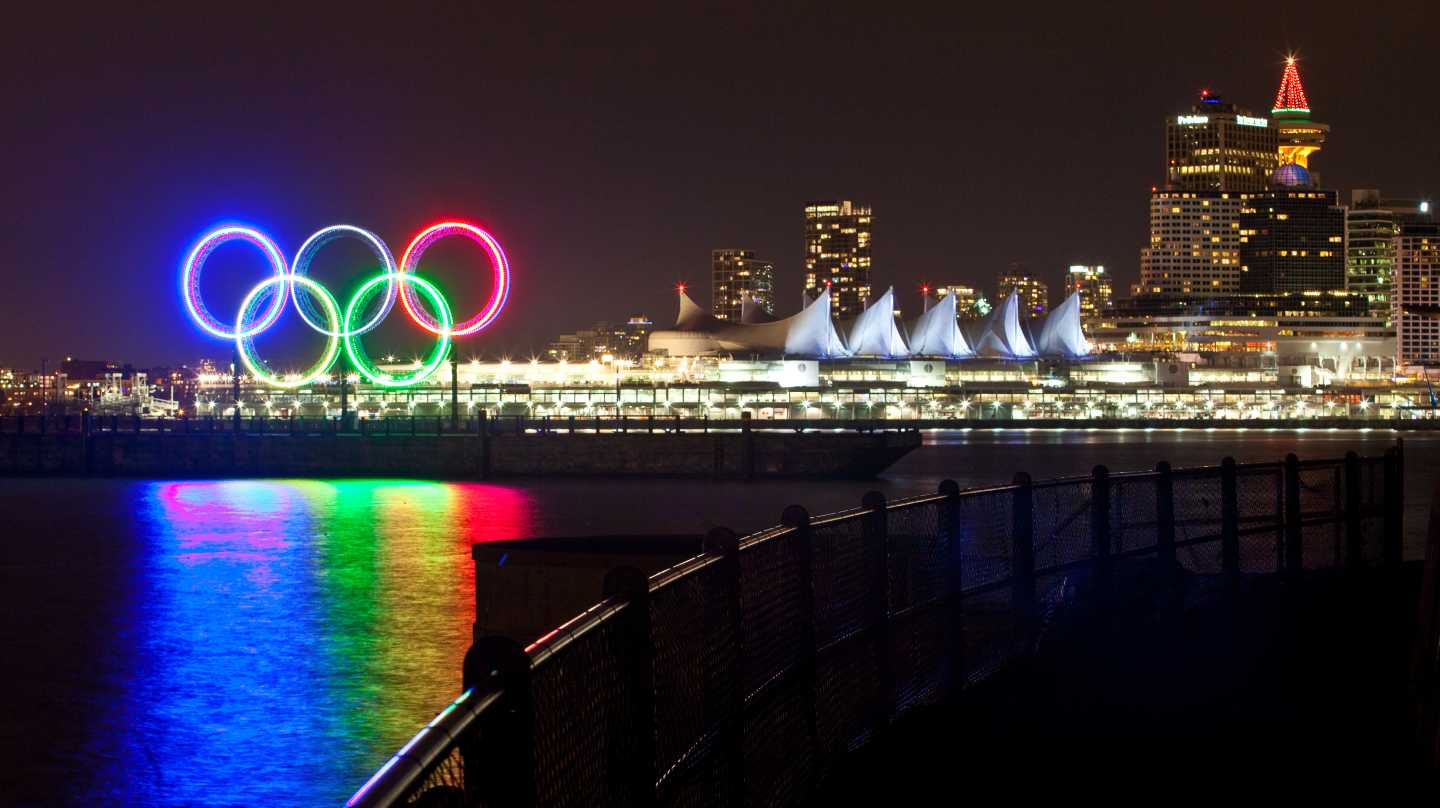 2010 Olympics Vancouver