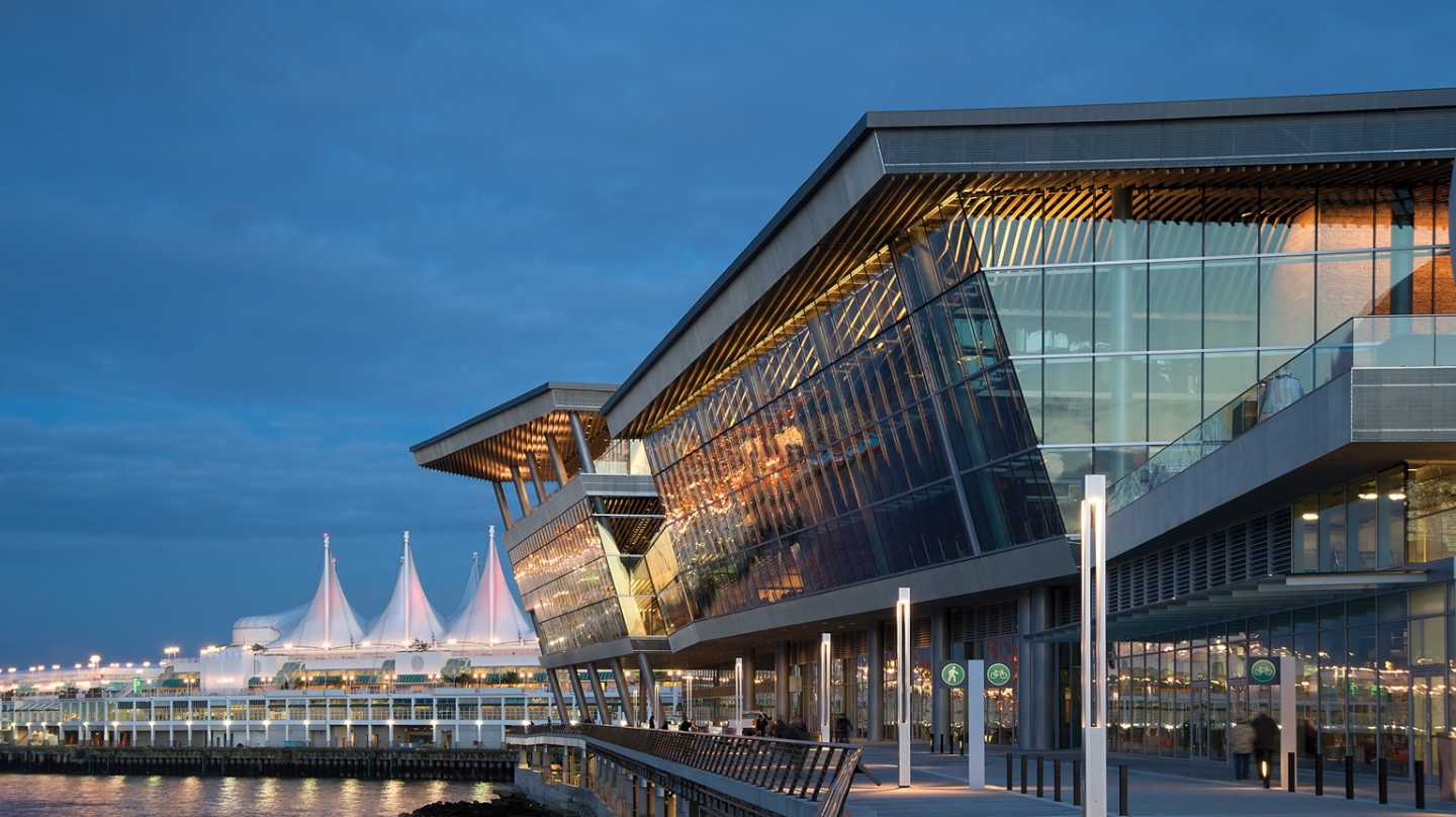 Vancouver Convention Centre East and West