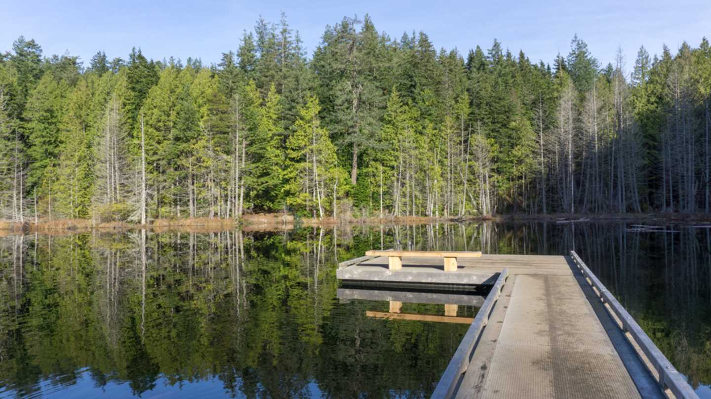 Whyte Lake, West Vancouver
