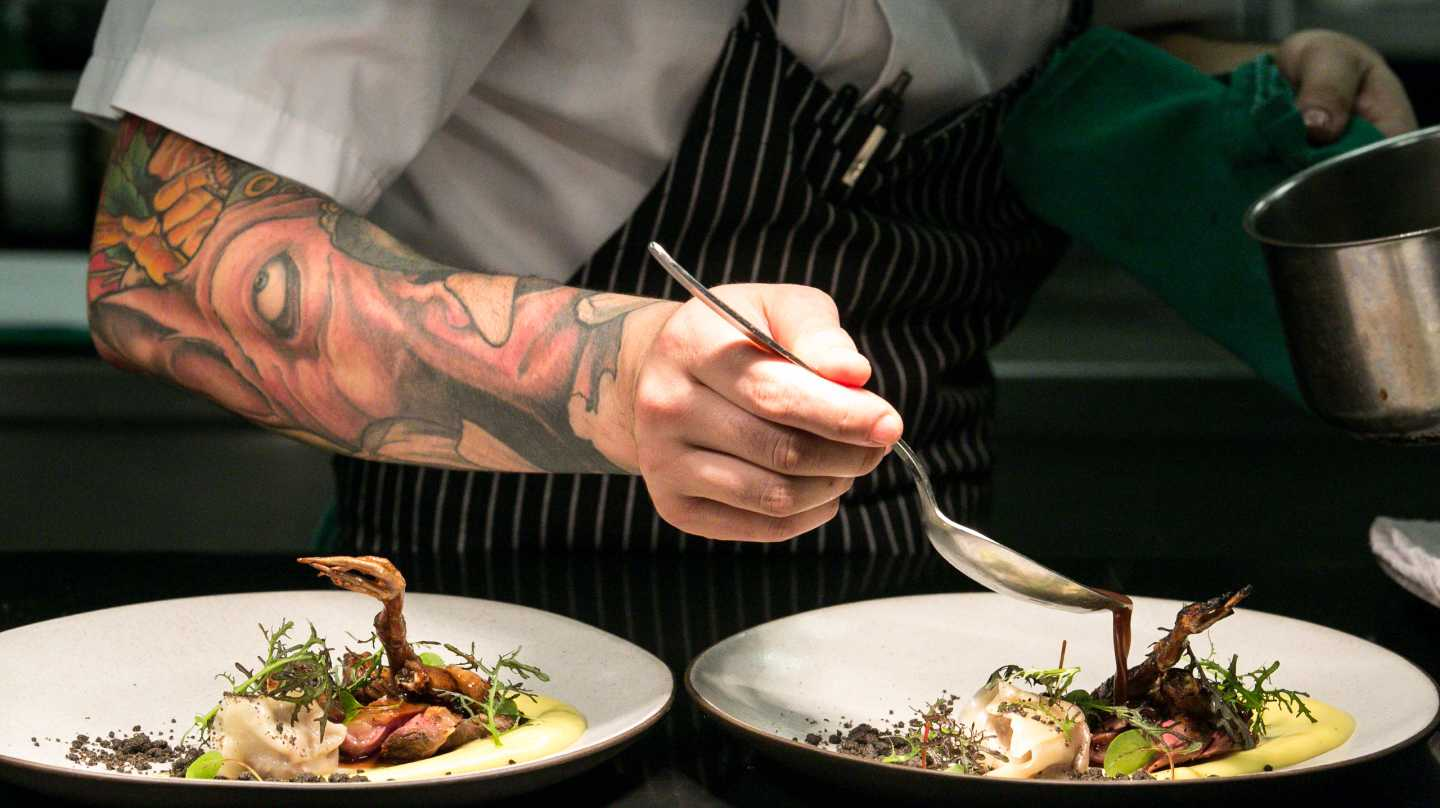 Hawksworth Dine Out Vancouver
