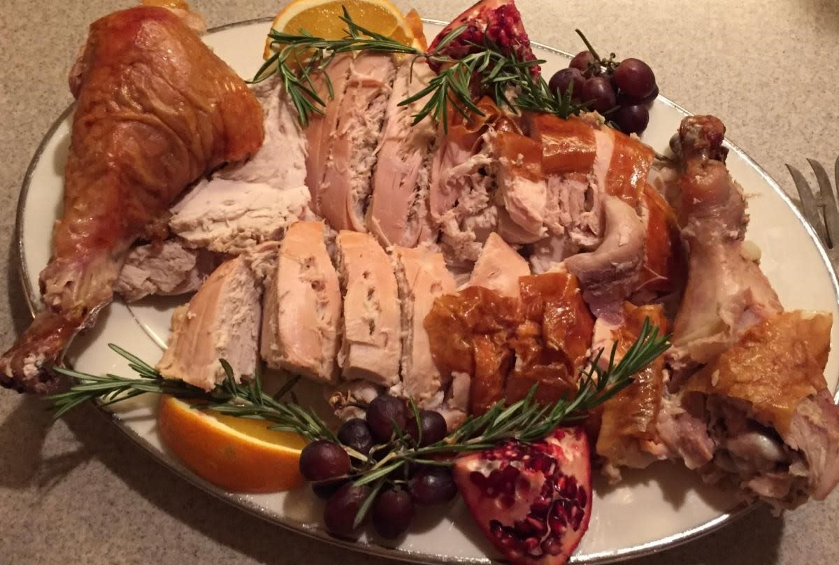 Kalypso's Thanksgiving Feast