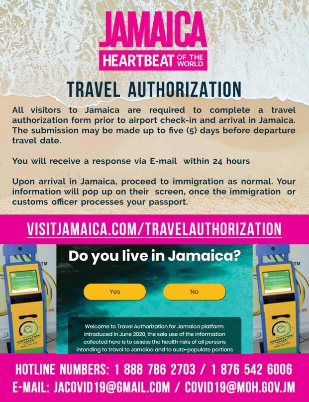 Canada - Travel Authorization