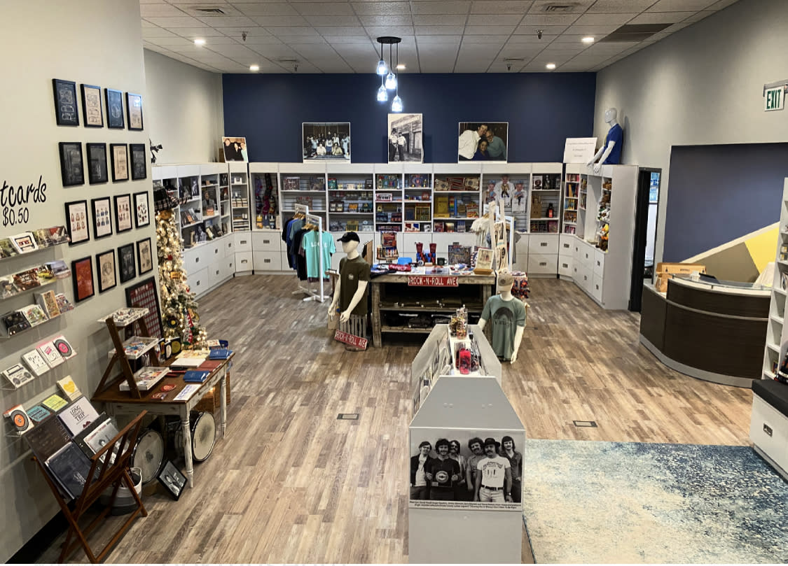 alabama music hall of fame gift shop