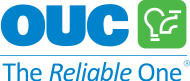 OUC - The Reliable One logo