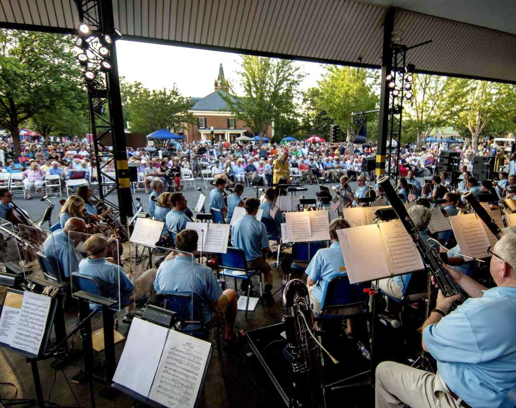 Salisbury Symphony Pops at the Post