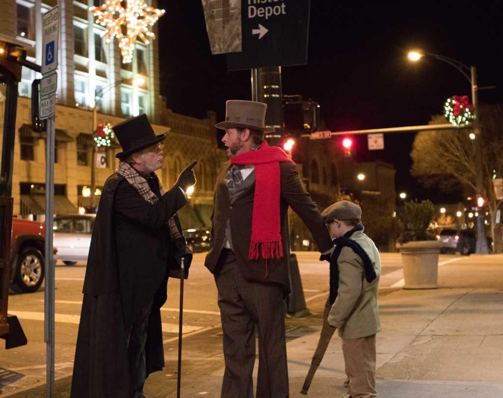 Scrooge Tour