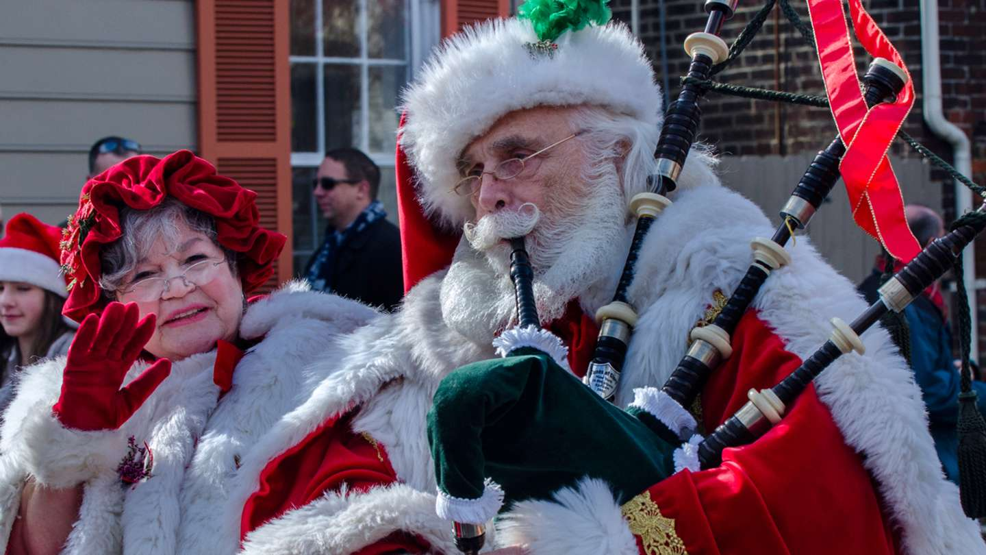 Alexandria's nostalgic holiday wonder in Old Town