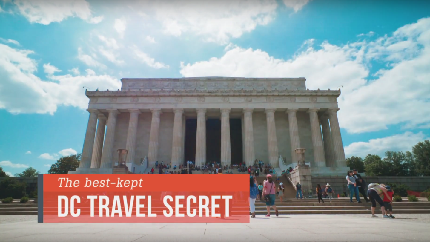 D.C.'s Best-Kept Travel Secret