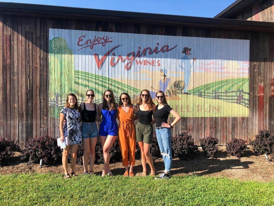 Friends Winery at Bull Run