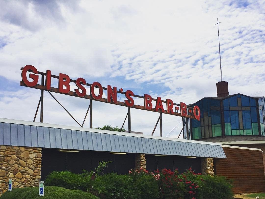 Gibson's BBQ Huntsville