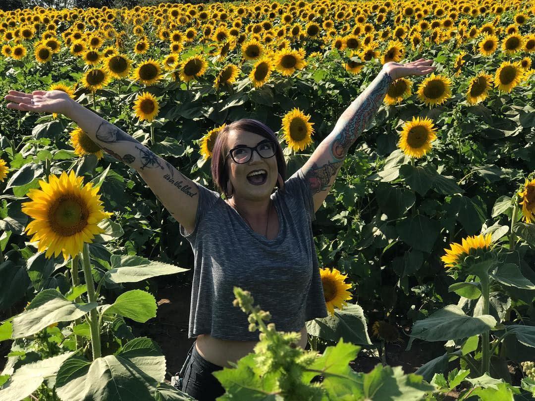 Grinter Sunflower Farm
