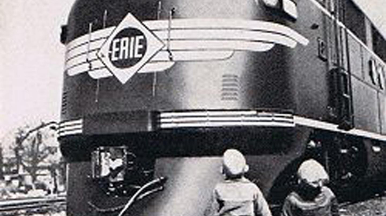 Historic Train Image