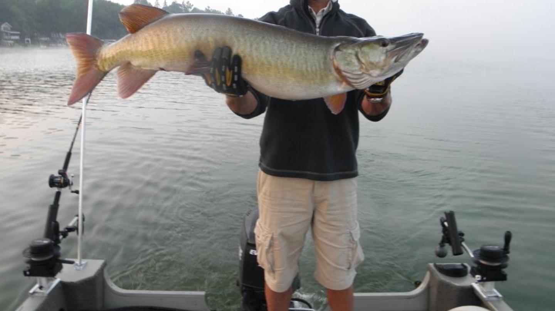 Fishing Whoa-Waneta