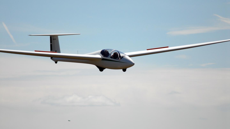 Glider Flight at Soaring Capital of America