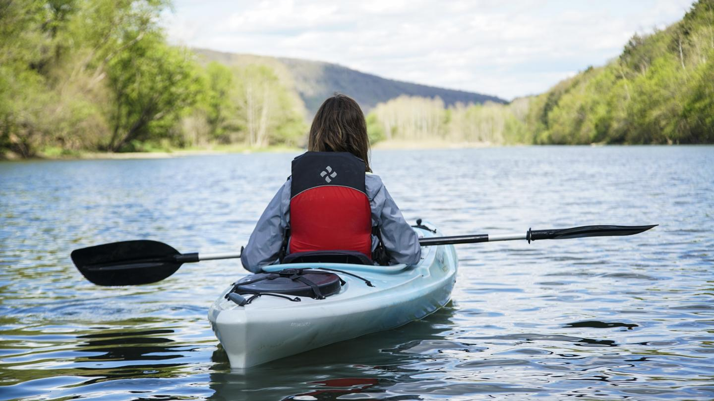 Paddle the Palisades Chemung River Kayak Paddle