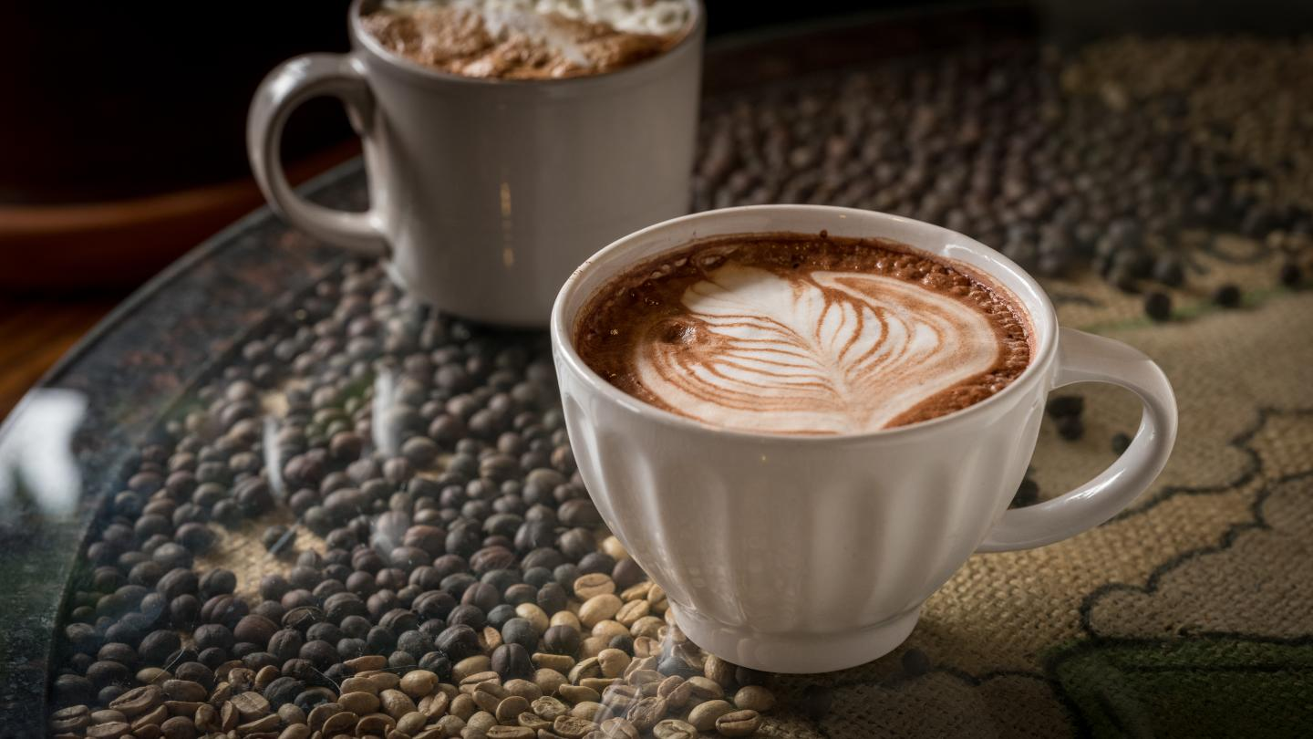 Hot Chocolate Soul Full Cup