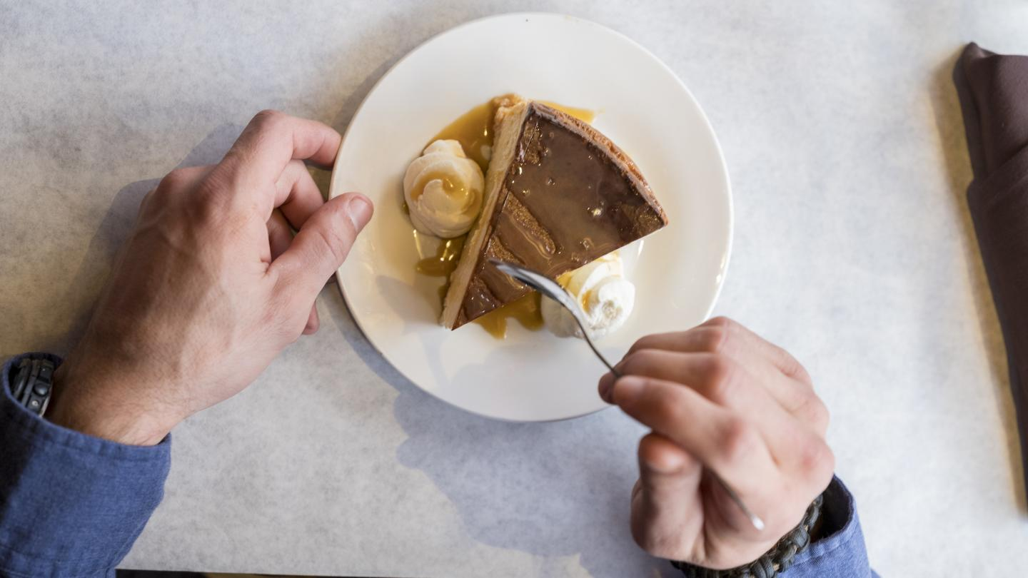 Decadent Dessert at Union Block Italian Bistro 4944 courtesy Molly Cagwin Photography
