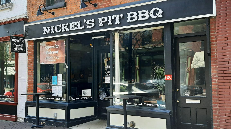 Nickel's Pit BBQ