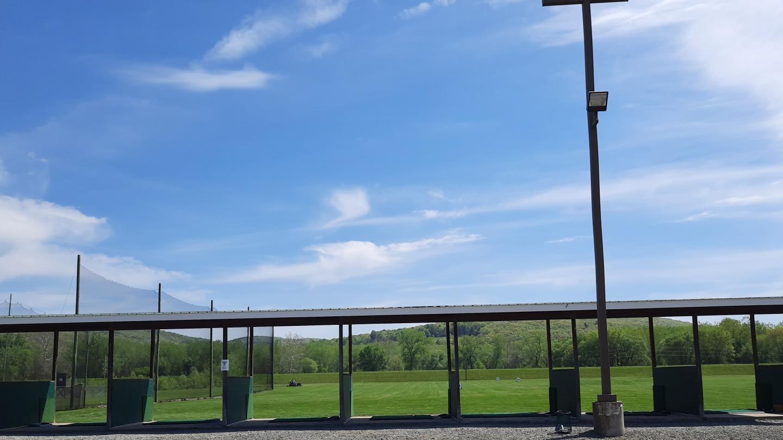 Driving Range courtesy Park Ave Sports Center