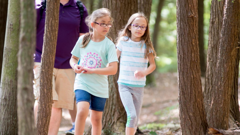 Family Hike Mitchellsville Gorge Trail