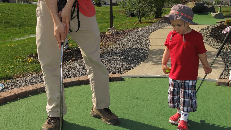Mini Golf courtesy Jason Whong