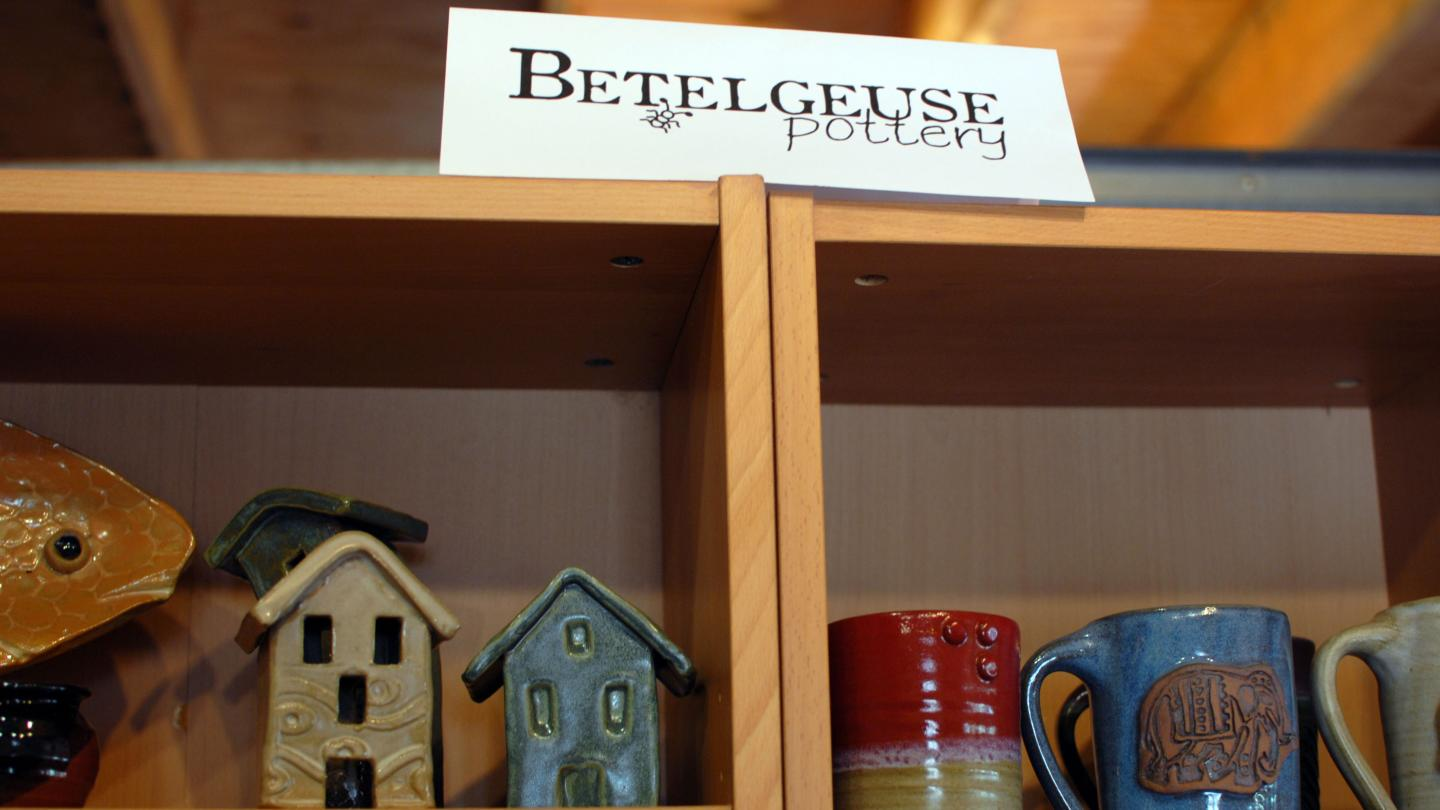 Betelgeuse Pottery