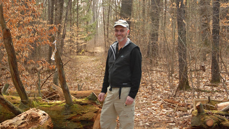 Hiking Great Eastern Trail