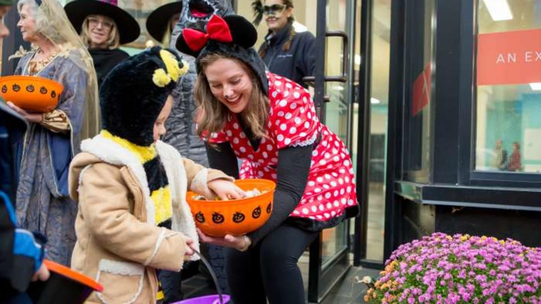 Market Street Halloween