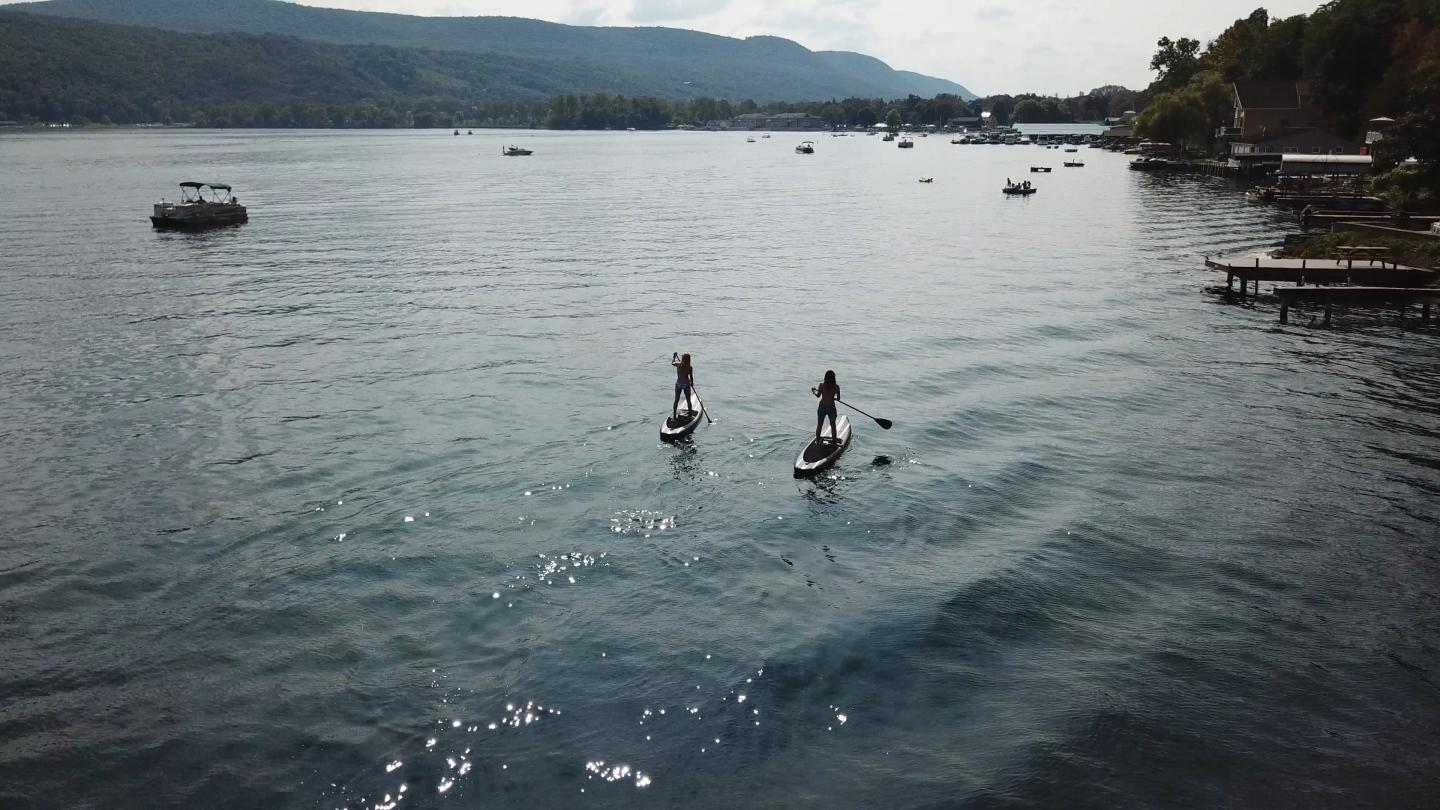 Keuka Lake Paddleboard