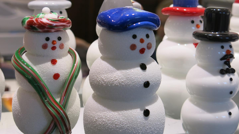 Vitrix Snowmen