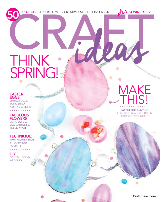 Craft Ideas Magazine