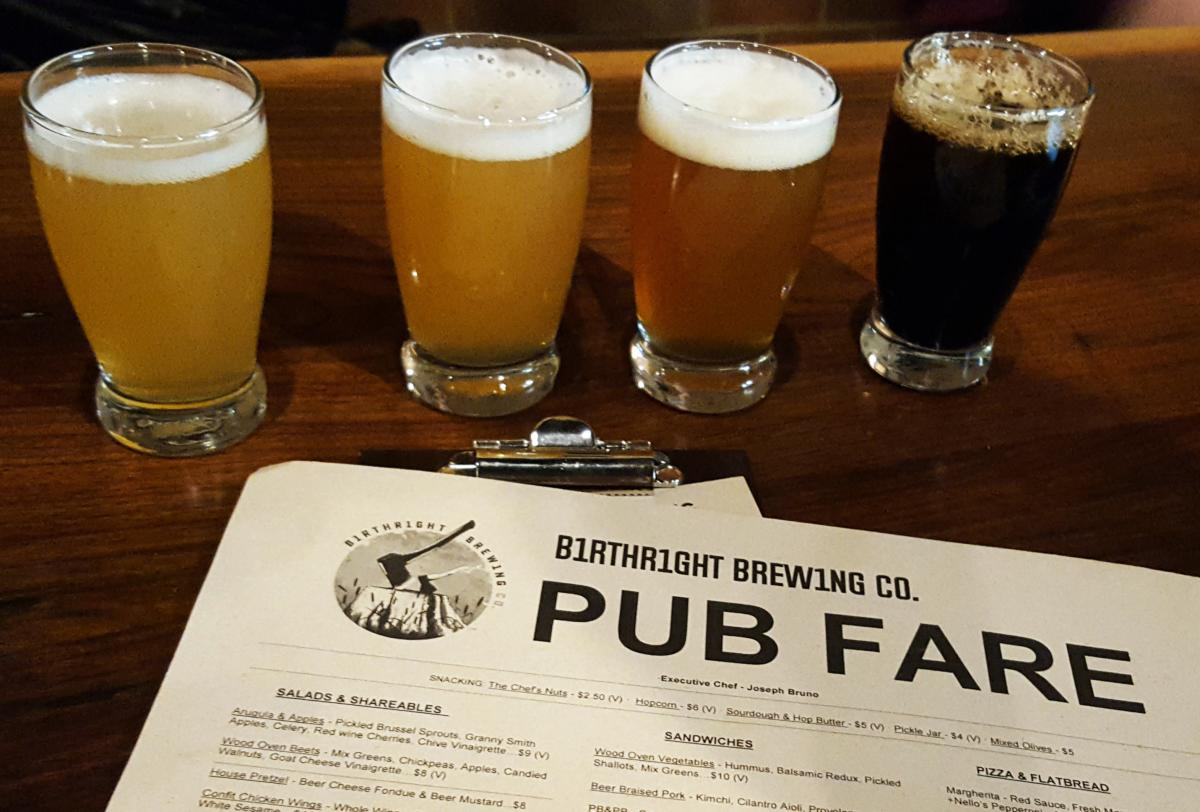 Birthright Brewing