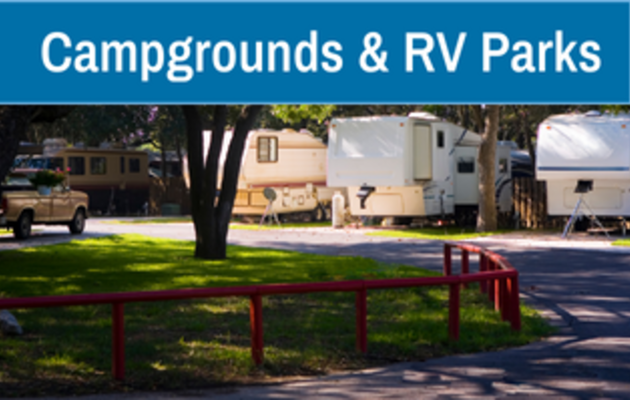 Campgrounds & RV Parks in New Braunfels, Texas