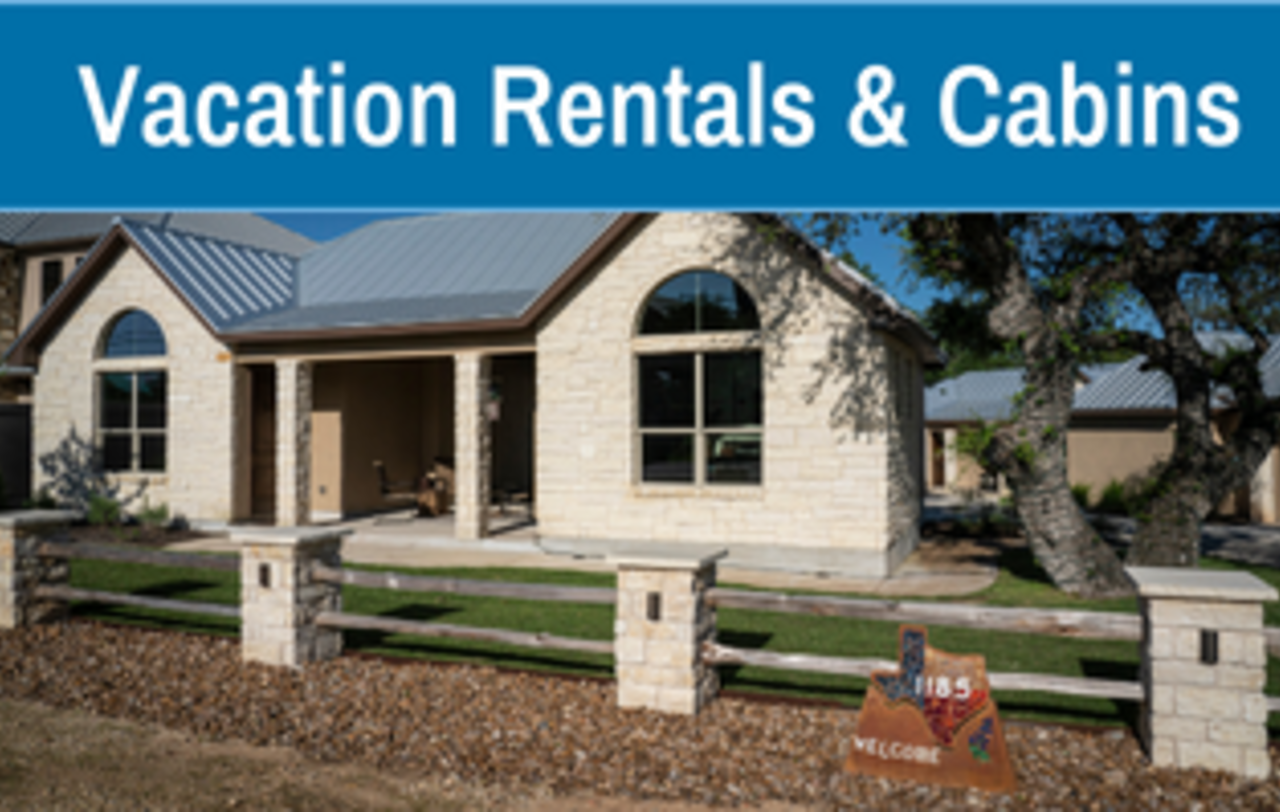 Vacation Rentals & Cabins in New Braunfels Texas