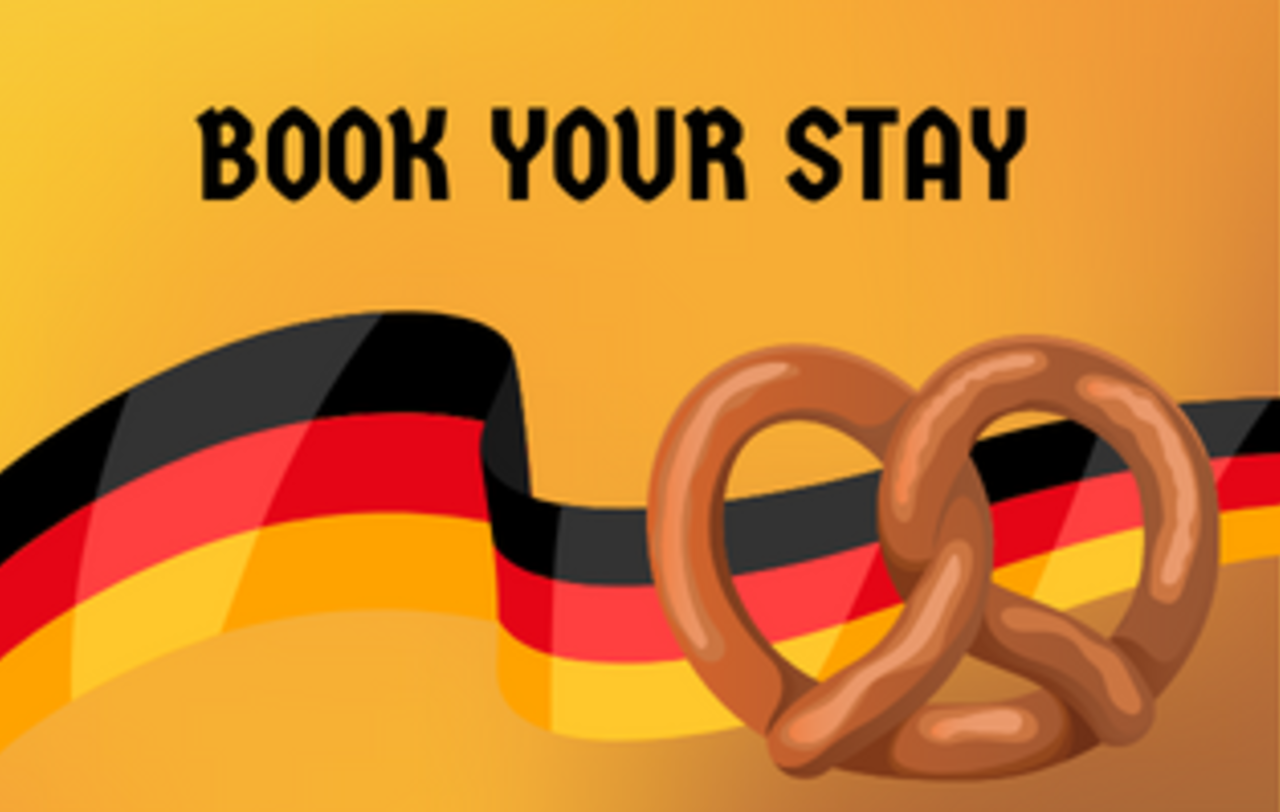Wurstfest- Book your Stay