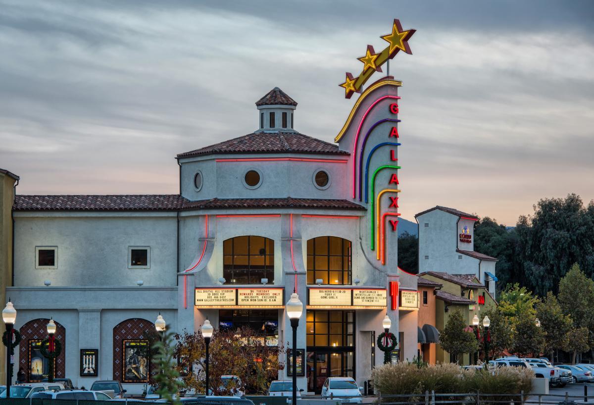 Galaxy Theater in Atascadero