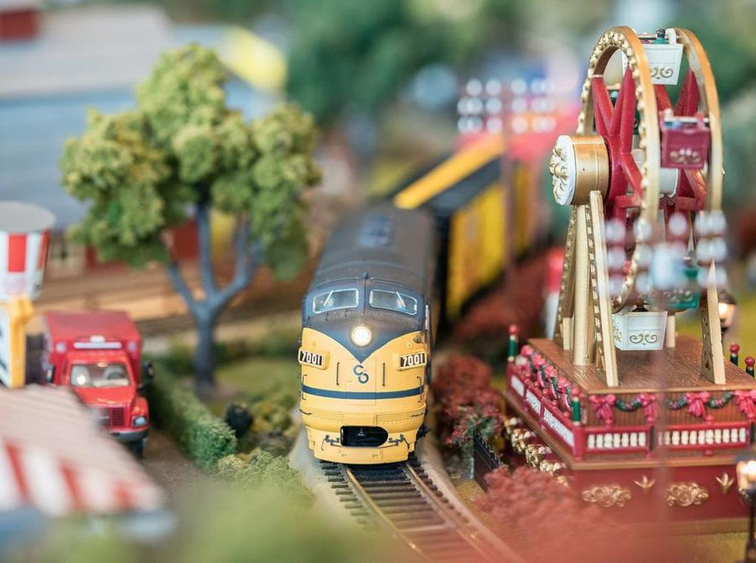 Railroad Show SMV