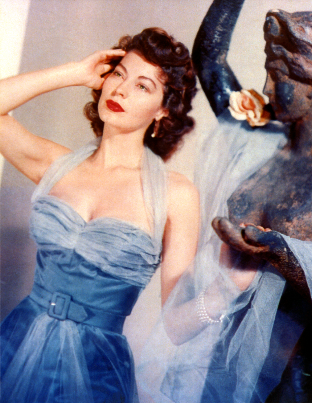 Ava Gardner - Pandora Statue